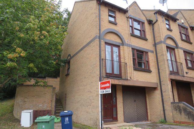 Thumbnail End terrace house for sale in Green Ridges, Headington, Oxford