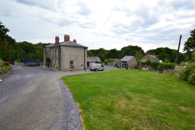 Detached house for sale in Camrose, Haverfordwest