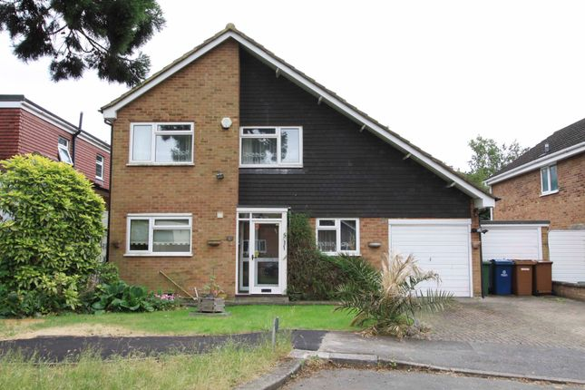 Detached House For Sale In Meadway Close Pinner