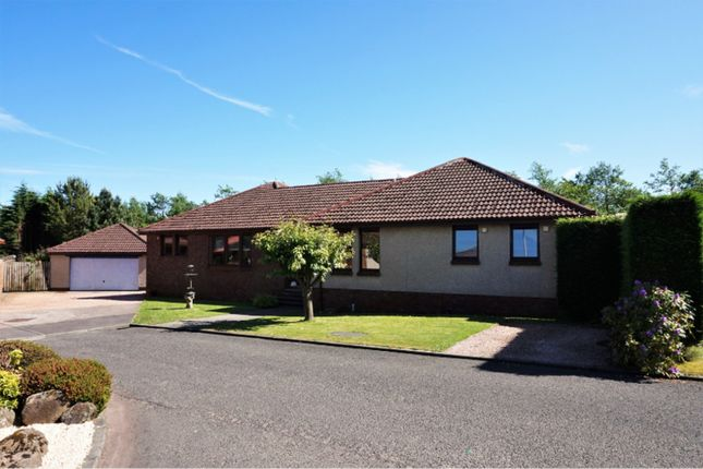 Thumbnail Detached bungalow for sale in Fairfield Road, Kelty
