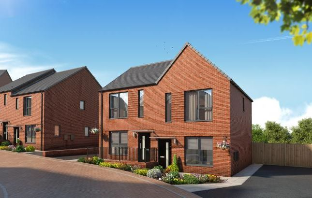 Thumbnail Semi-detached house for sale in Earl Marshall Raod, Sheffield