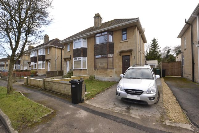 Thumbnail Semi-detached house for sale in Mendip Gardens, Bath, Somerset