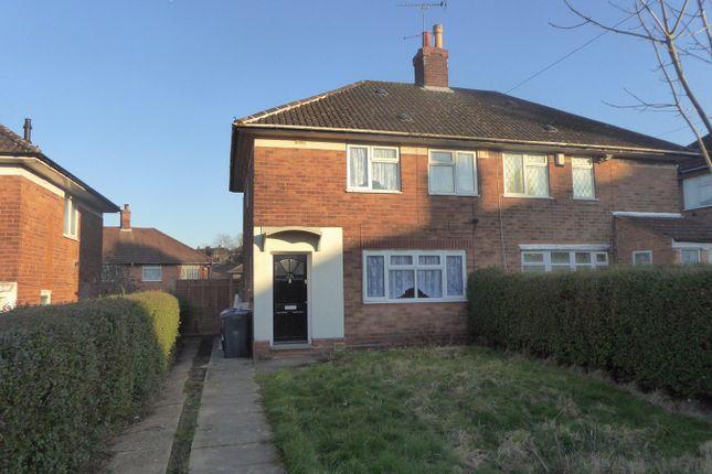 Semi-detached house in  Keresley Grove  Birmingham  Birmingham