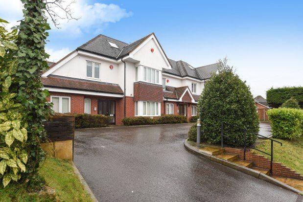 Thumbnail Flat to rent in 28 Southampton Road, Lymington