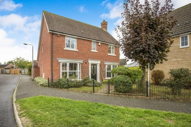Thumbnail Detached house for sale in Banham, Norfolk
