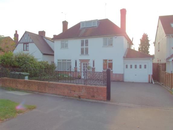 Thumbnail Detached house for sale in Braunstone Lane East, Leicester, Leicestershire