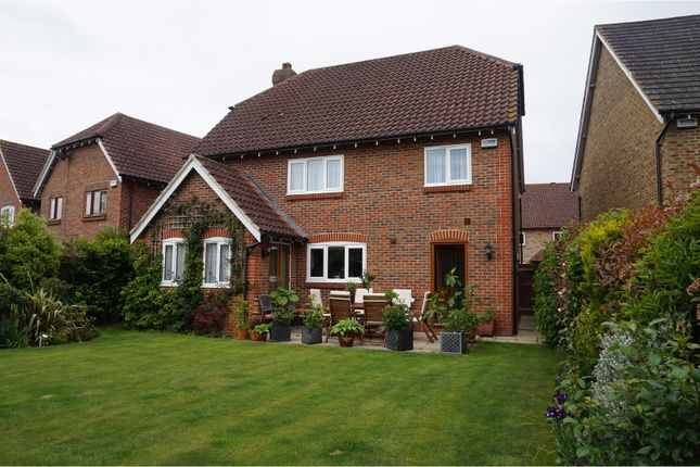Thumbnail Detached house for sale in 15 Brisley Court, Ashford