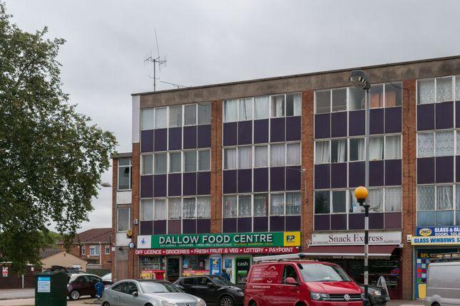 Thumbnail Maisonette for sale in Dallow Road, Luton