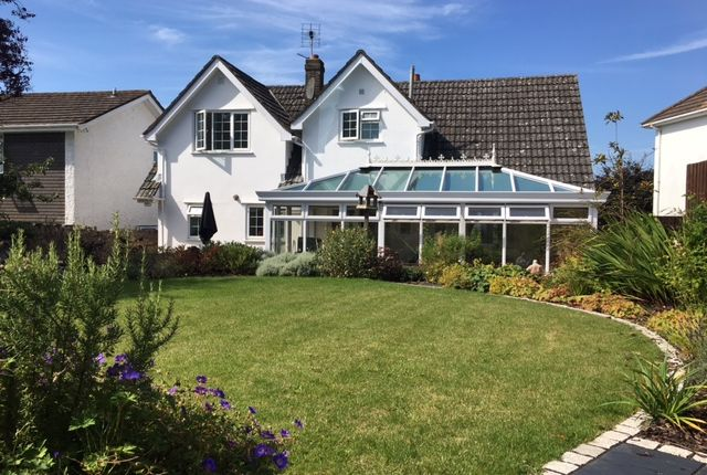 Thumbnail Detached house for sale in ., Llanmaes, Llantwit Major