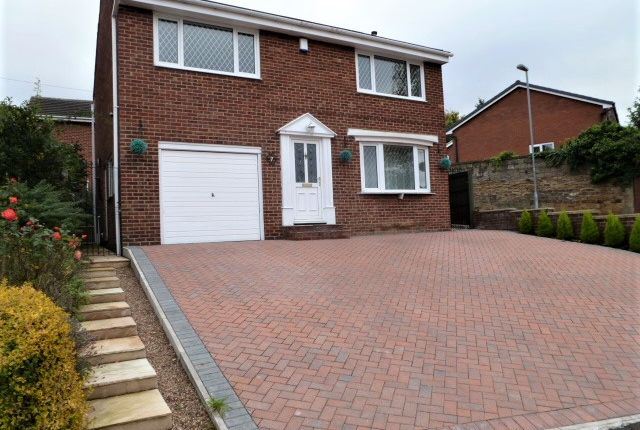 Thumbnail Detached house to rent in St Johns Croft, St Johns, Wakefield