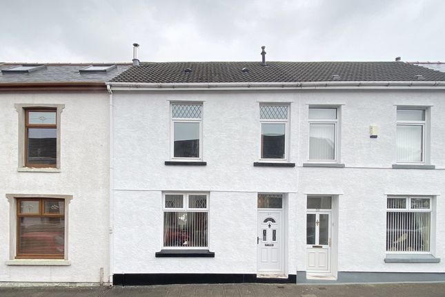 Thumbnail Terraced house for sale in Gospel Hall Terrace, Aberdare, Mid Glamorgan