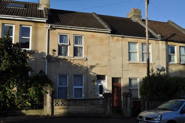 Thumbnail Terraced house to rent in Brook Road, Bath