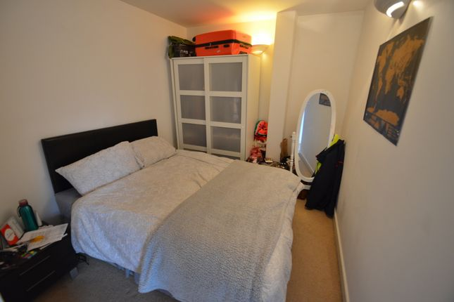 Bedroom Area of Block 2, The Hicking Building, Queens Road NG2