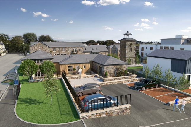 2 bed bungalow for sale in The Courtyard, Duporth, St. Austell, Cornwall PL26