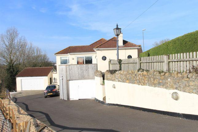 Thumbnail Detached house for sale in Wellsway, Keynsham, Bristol