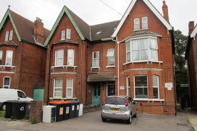Thumbnail Block of flats for sale in 41 Conduit Road, Bedford, Bedfordshire