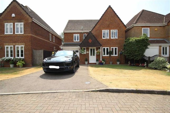 Thumbnail Detached house for sale in Toddington Park, Wick, Littlehampton, West Sussex