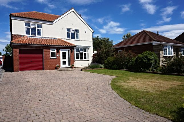 Thumbnail Detached house for sale in Mill Lane, York