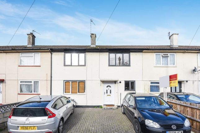 Thumbnail Terraced house to rent in Massey Close, Hmo Ready 5 Sharers