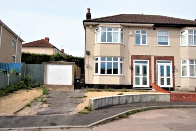 Thumbnail Semi-detached house to rent in Idstone Road, Fishponds