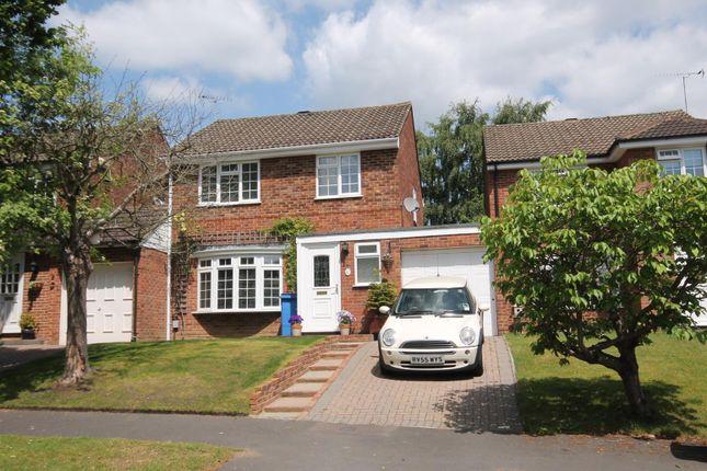 Thumbnail Detached house for sale in Malvern Road, Farnborough