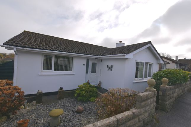 Thumbnail Bungalow for sale in Bellever Parc, Camborne