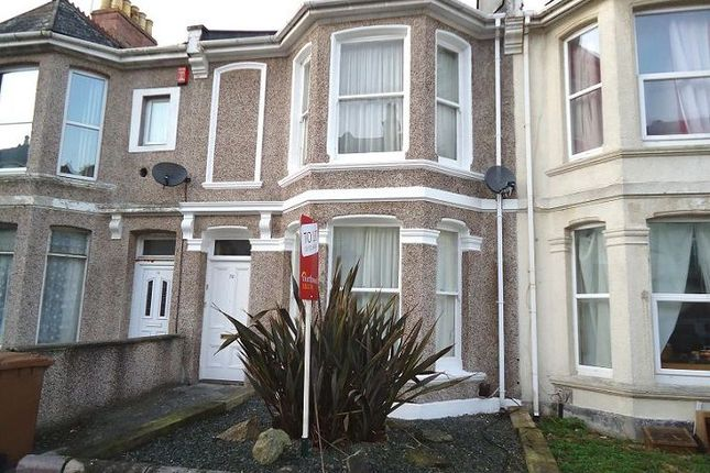 Thumbnail Maisonette to rent in Pasley Street, Stoke, Plymouth