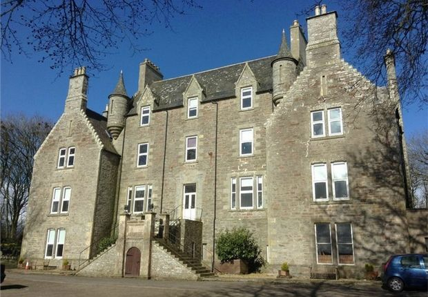 Thumbnail Flat to rent in Braal Castle, Halkirk, Caithness