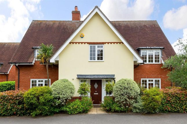 Thumbnail Detached house for sale in Sycamore Grove, Gidea Park, Romford