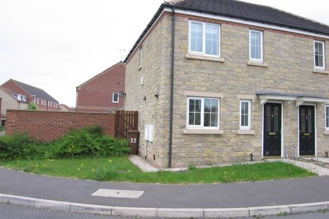 Thumbnail Property to rent in Woodcross Avenue, Scunthorpe