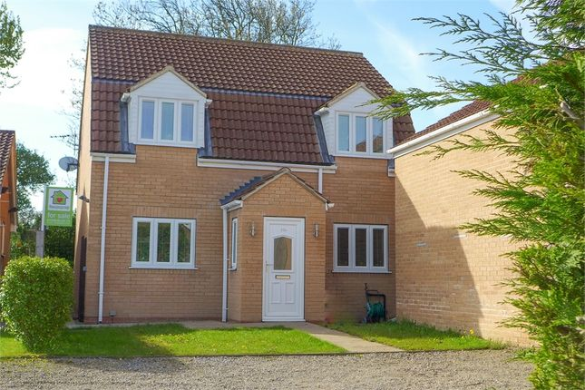 Thumbnail Detached house to rent in Heron Court, Scotton, Catterick Garrison