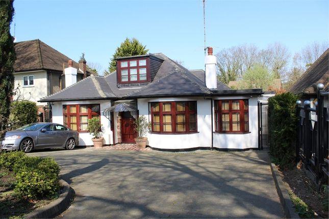 Thumbnail Detached bungalow for sale in Park Avenue, Bush Hill Park, Enfield