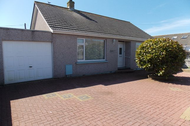 Thumbnail Bungalow for sale in Agar Crescent, Illogan Highway, Redruth