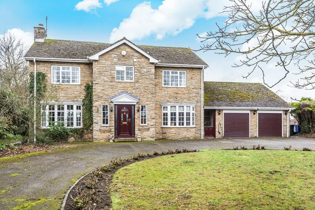 Thumbnail Detached house for sale in Thorpe In Balne, Doncaster