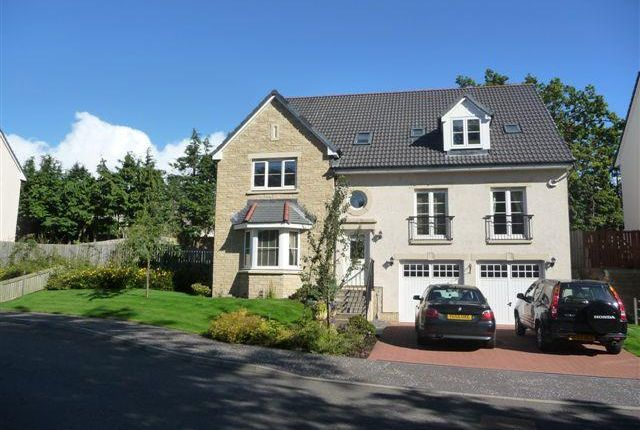 Thumbnail Detached house to rent in Cleeve Park, Perth