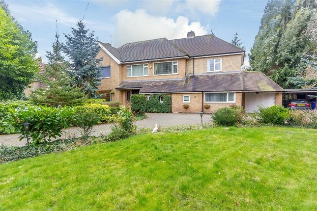 Thumbnail Detached house for sale in Beverley Road, Kirk Ella, Hull, East Riding Of Yorkshire