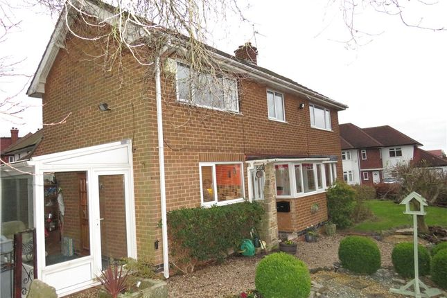 Thumbnail Detached house for sale in Birches Road, Allestree, Derby