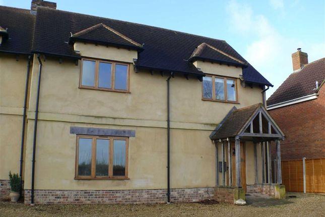 Thumbnail Semi-detached house to rent in Tockenham, Tockenham, Wiltshire