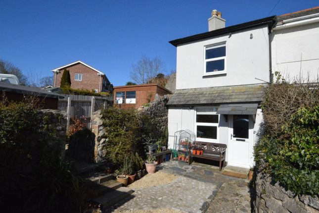 Thumbnail End terrace house for sale in Hatfield Road, Torquay