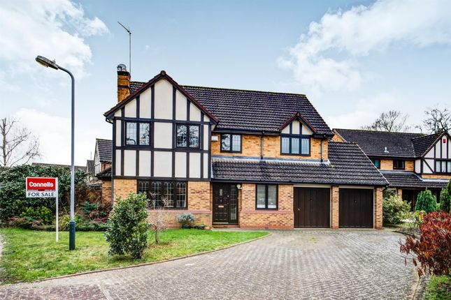 Thumbnail Detached house for sale in Strachey Avenue, Leamington Spa