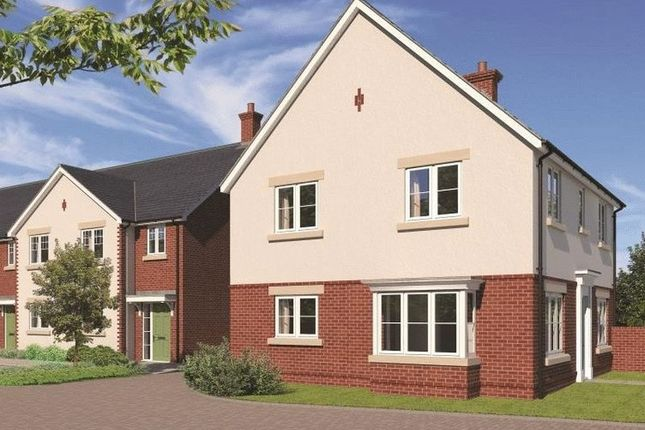 Thumbnail Detached house for sale in Earls Park, Gloucester