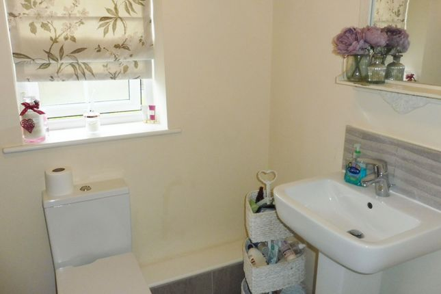 Bathroom of The Dards, Cudworth, Barnsley S72