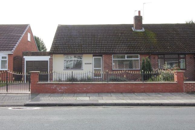 Thumbnail Bungalow to rent in Brandle Avenue, Bury