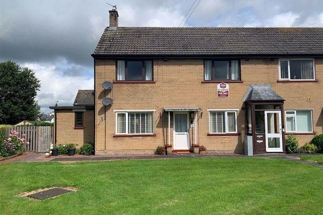 Thumbnail Flat for sale in Ellesmere Way, Carlisle, Carlisle