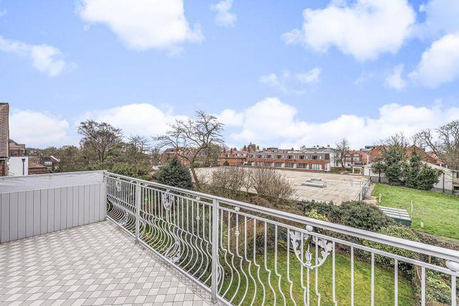Balcony View of Ferncroft Avenue, London NW3