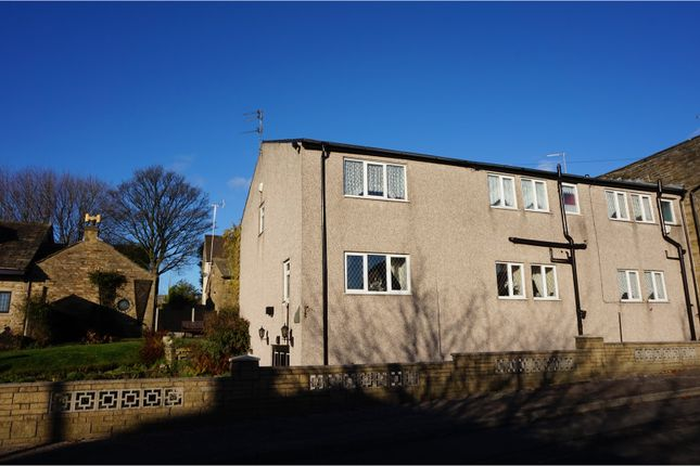 Thumbnail Semi-detached house for sale in Marland Fold, Marland