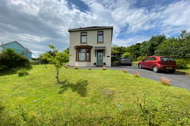 Thumbnail Detached house for sale in Ponthenry, Llanelli