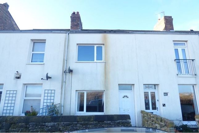 Thumbnail Terraced house to rent in Unity Terrace, Cambois, Blyth