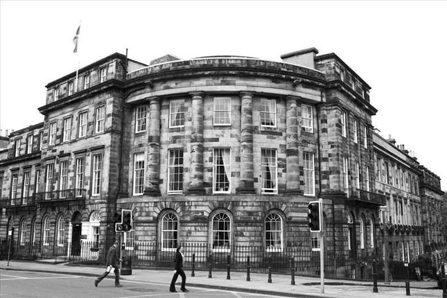 Serviced office to let in 1 St. Colme Street, Edinburgh
