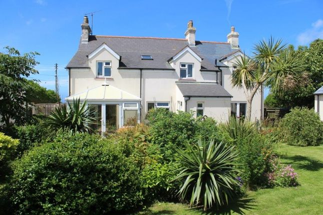 Thumbnail Detached house for sale in Square And Compass, Haverfordwest